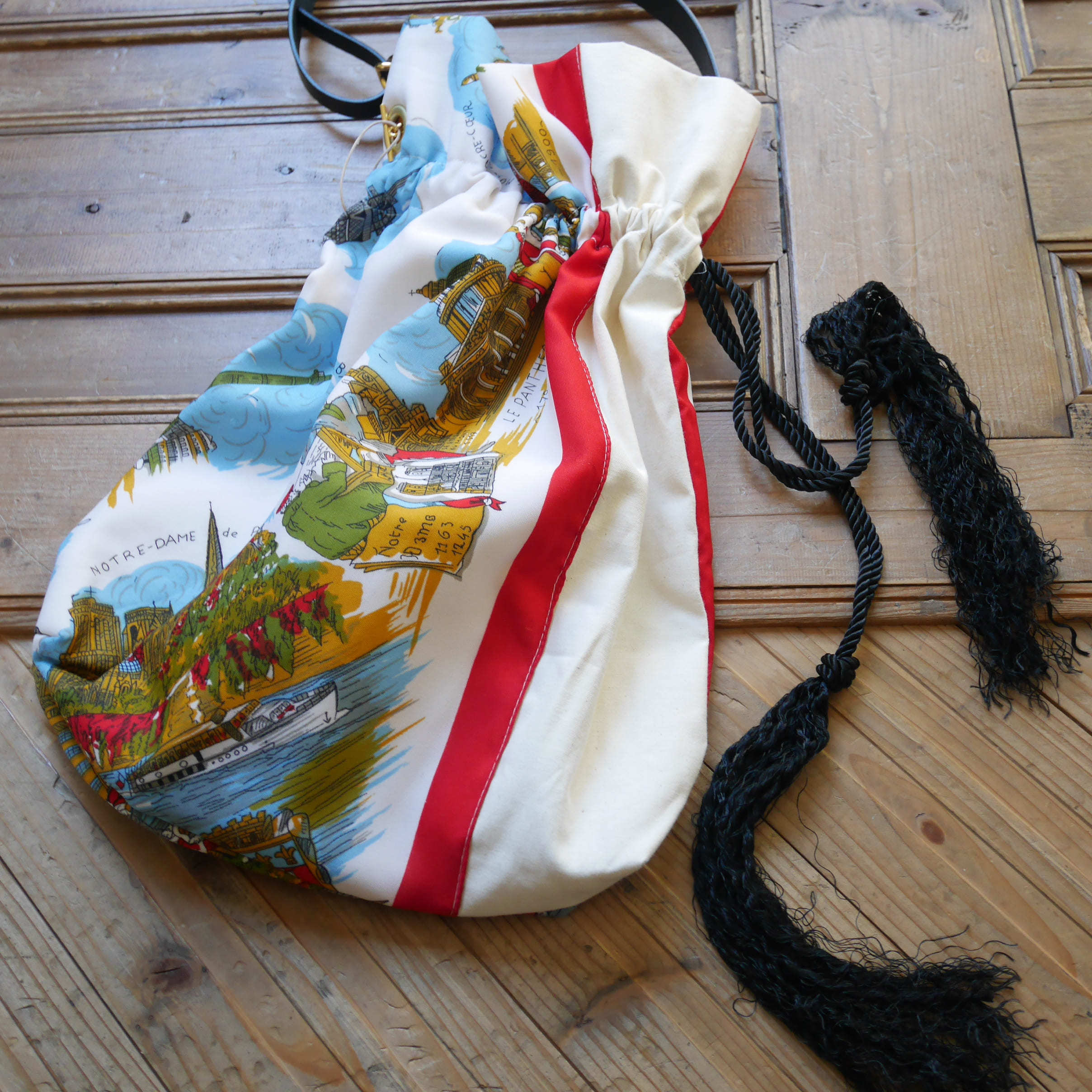 Souvenir-Purse Bag/SAX