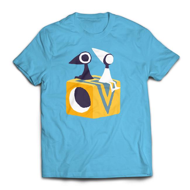 【Monument Valley(モニュメント・バレー) 】トリオ・Tシャツ - 画像1