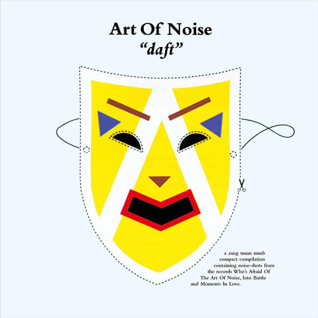 Art Of Noise - Daft - 画像1