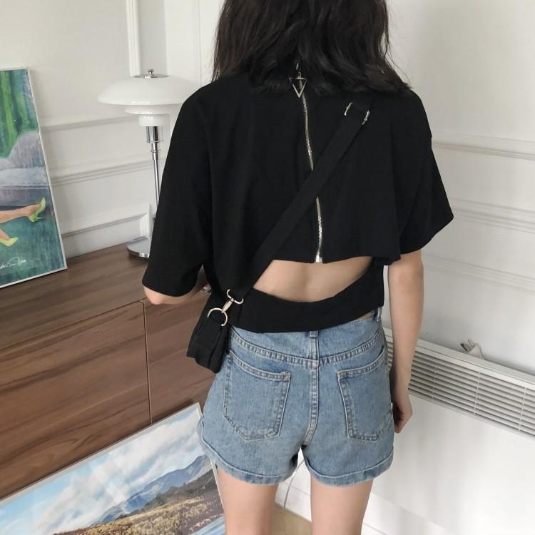 【tops】個性合わせやすいカジュアルTシャツ20519460