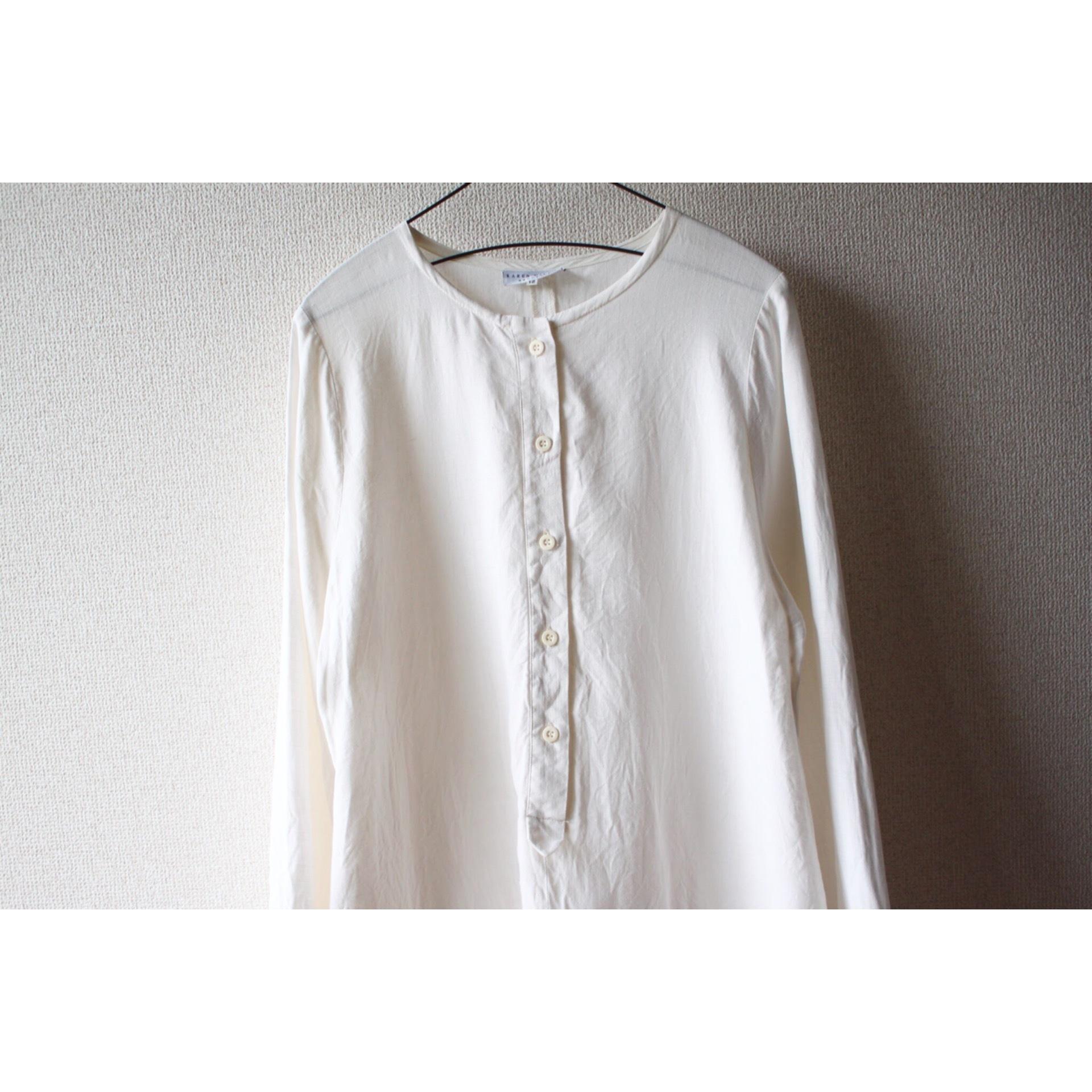 Vintage linen dress