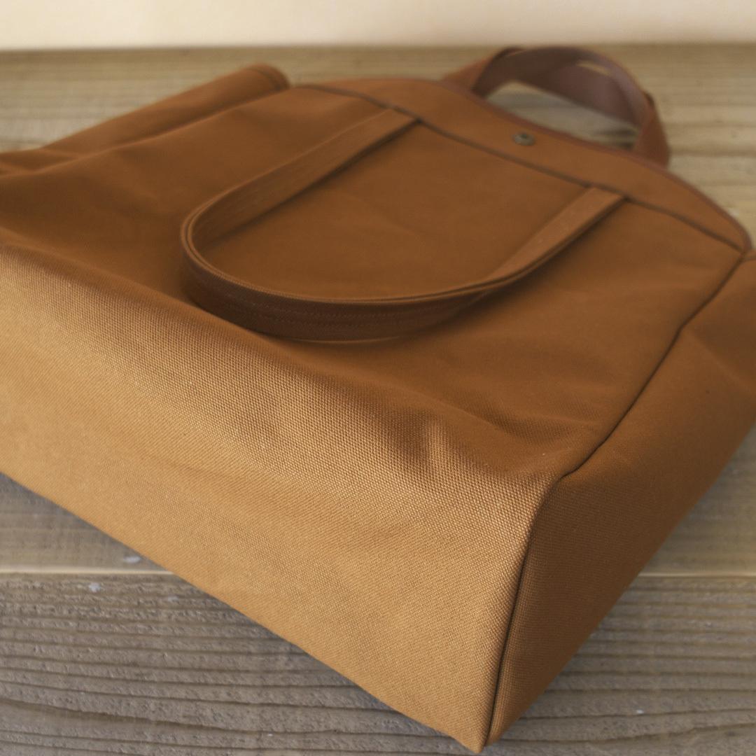SOUTHERN FiELD iNDYSTRiES サザンフィールドインダストリーズ flip tote bag フリップトートバッグ・パーシモン