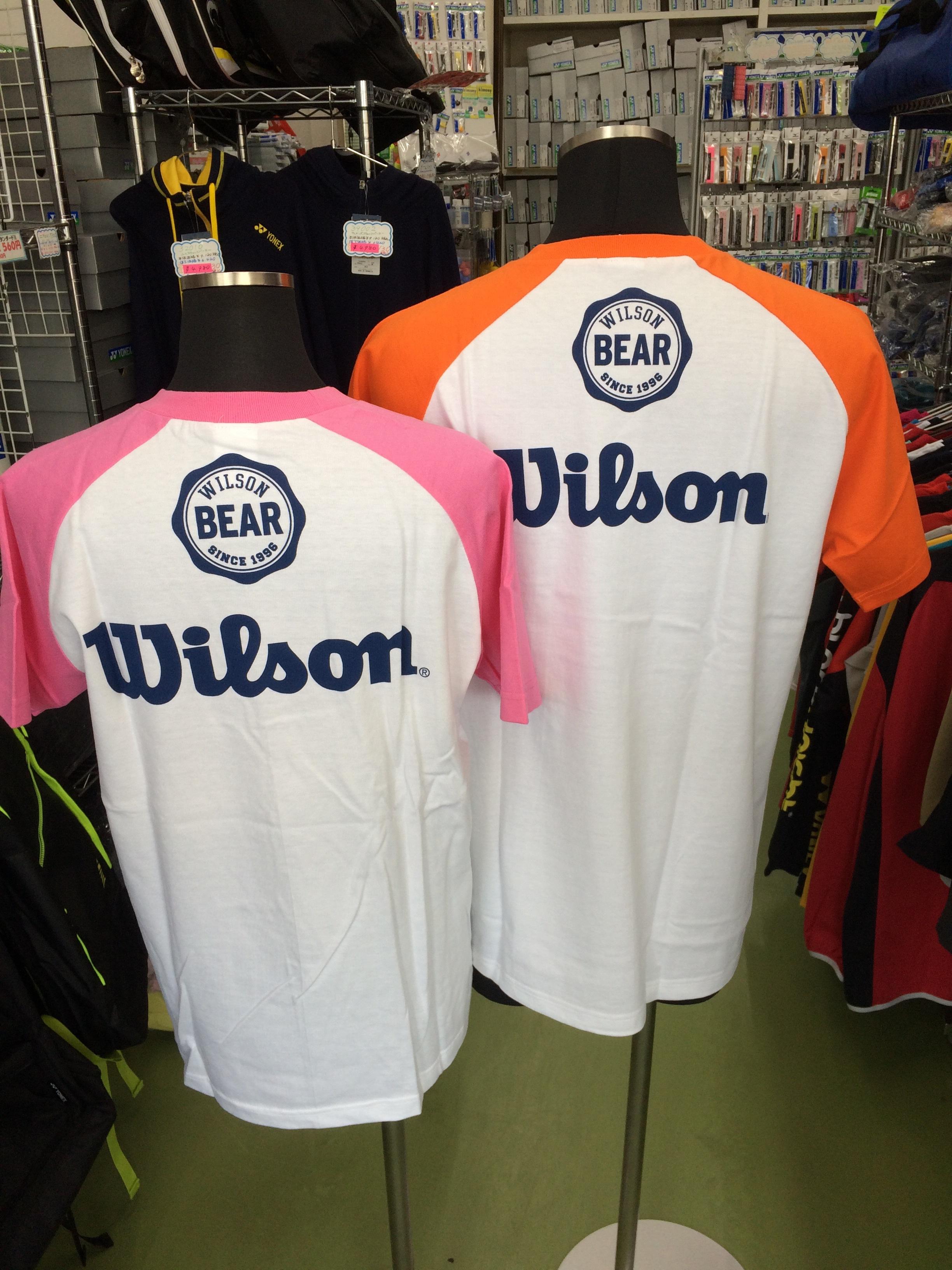 ウィルソン Tシャツ - 画像3