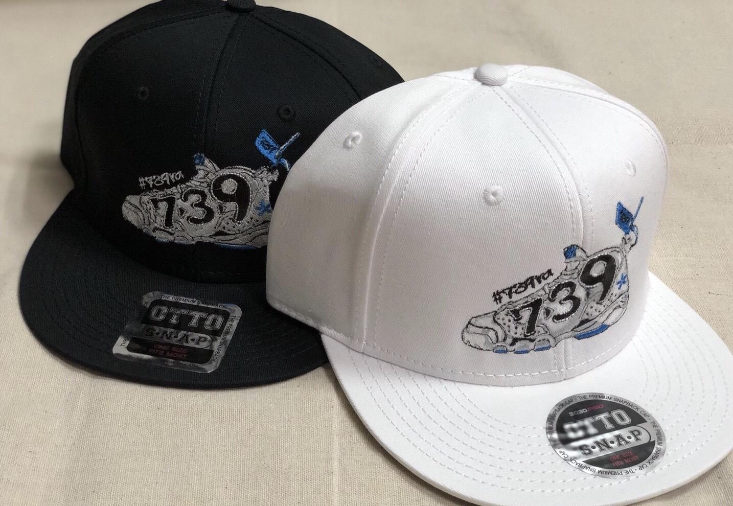 739スニーカーキャップ (OTTO ver.)