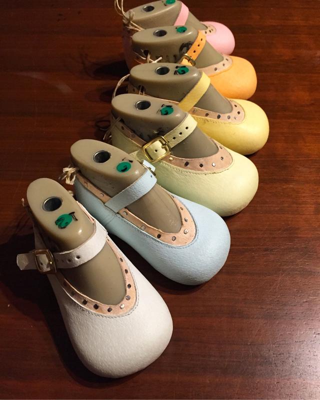 子供靴 ストラップシューズ パステルカラー