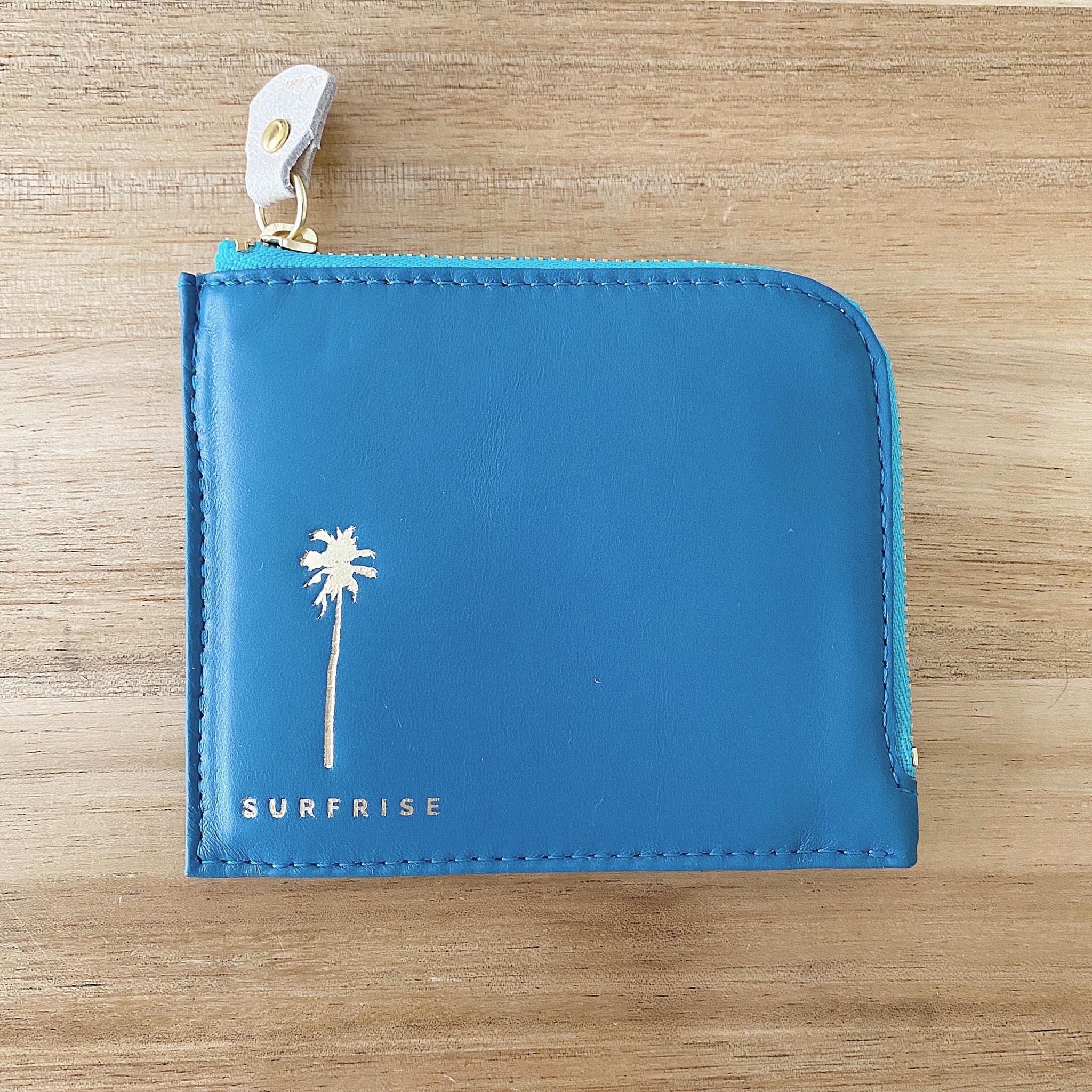 Mini wallet - Jay Blue