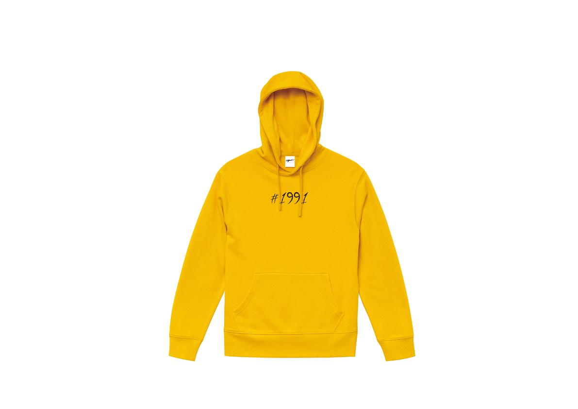 1991 hoodie(YELLOW)