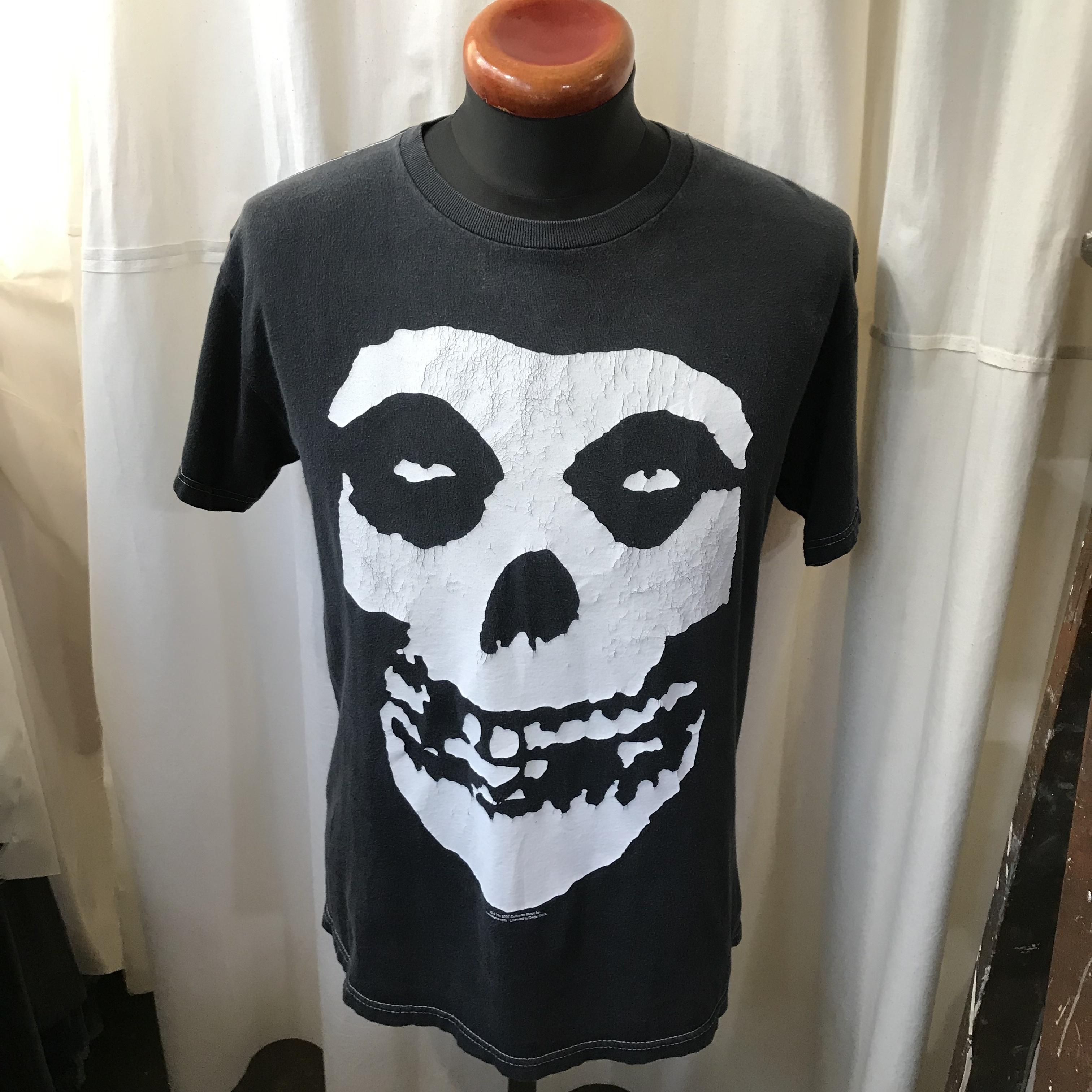 MISFITS ミスフィッツ バンドTシャツ メンズM