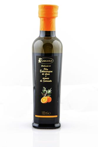 オレンジオリーブオイル100ml Olio alle Arance di Sorrento