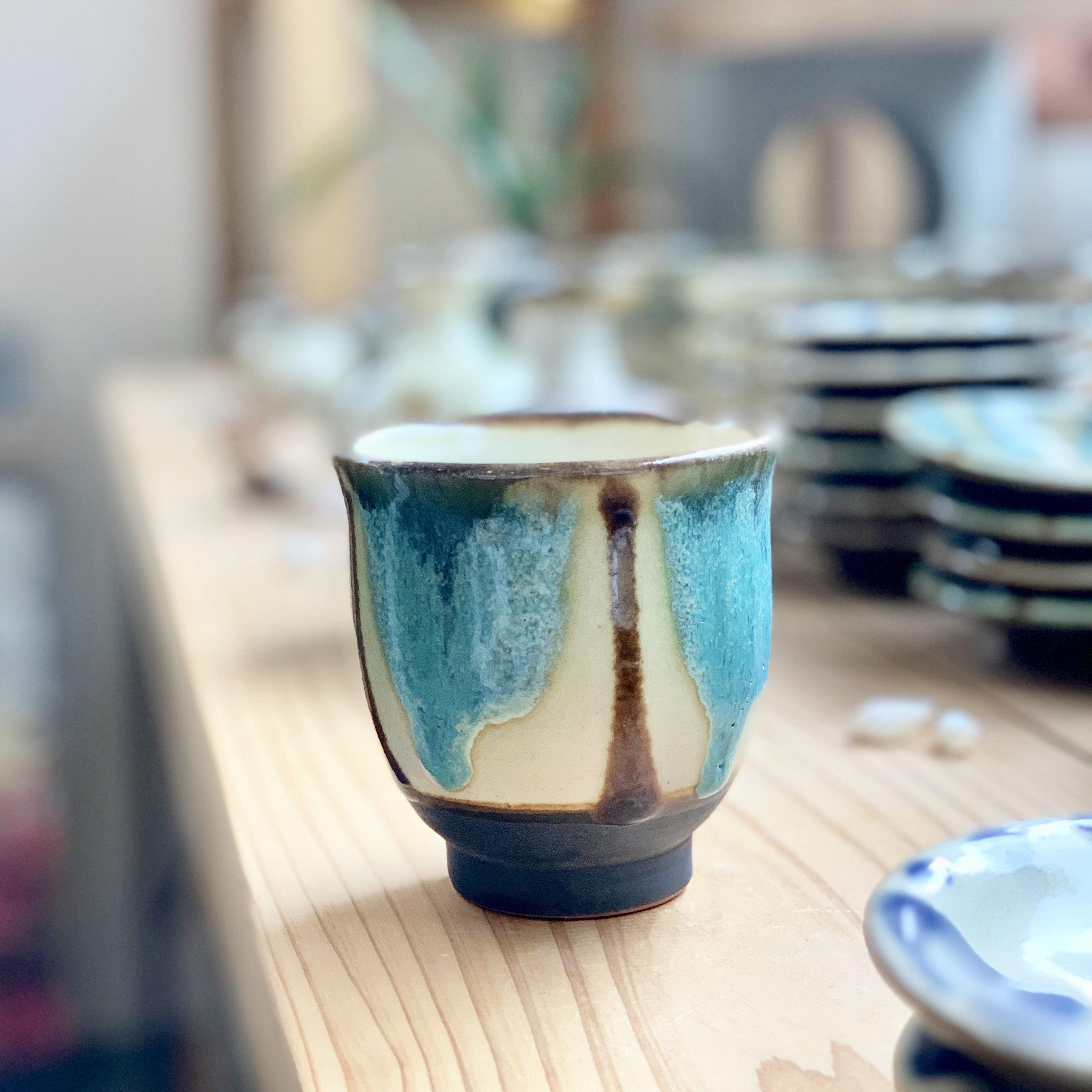 湯呑  ノモ陶器製作所