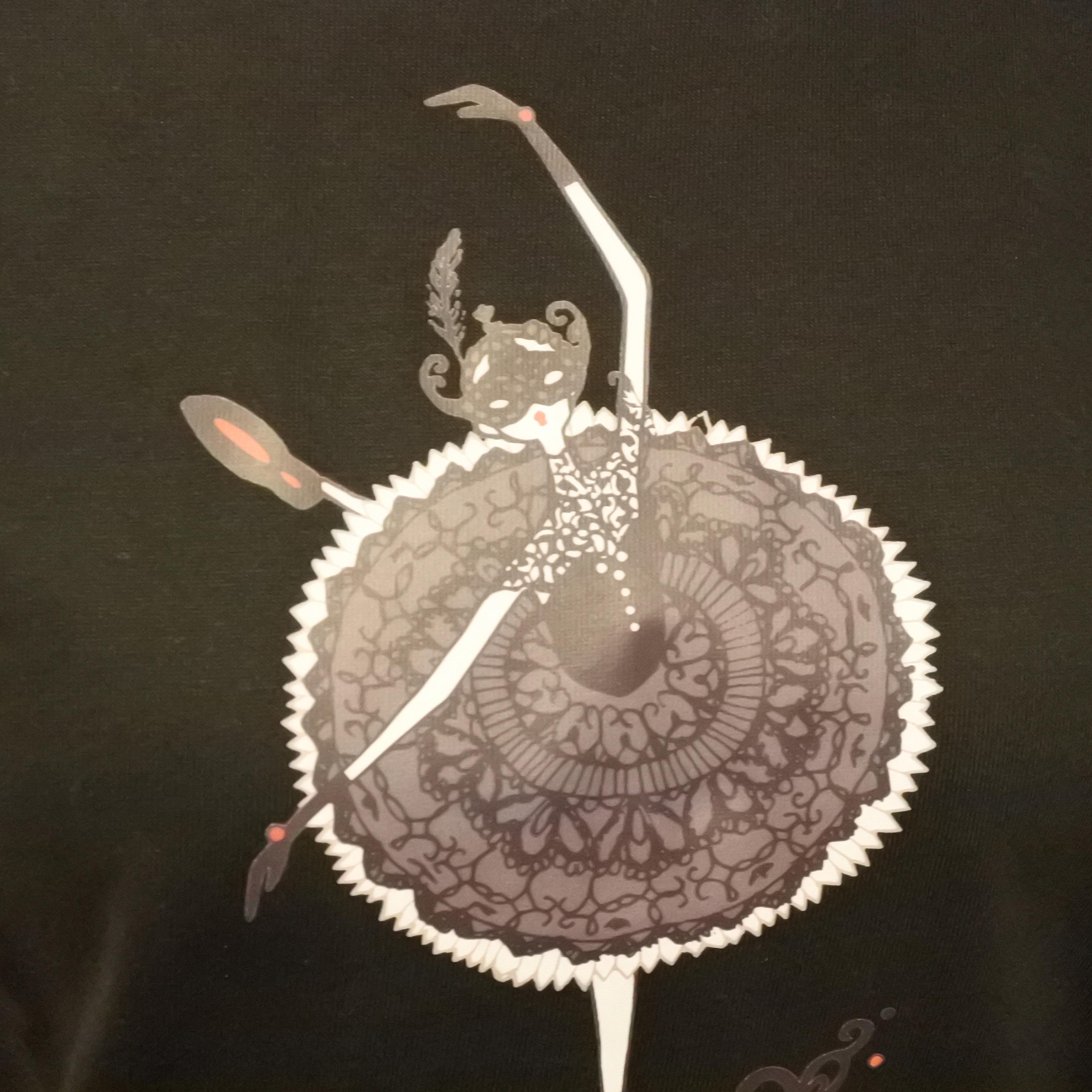 サタネラTシャツ(レディース) - 画像2