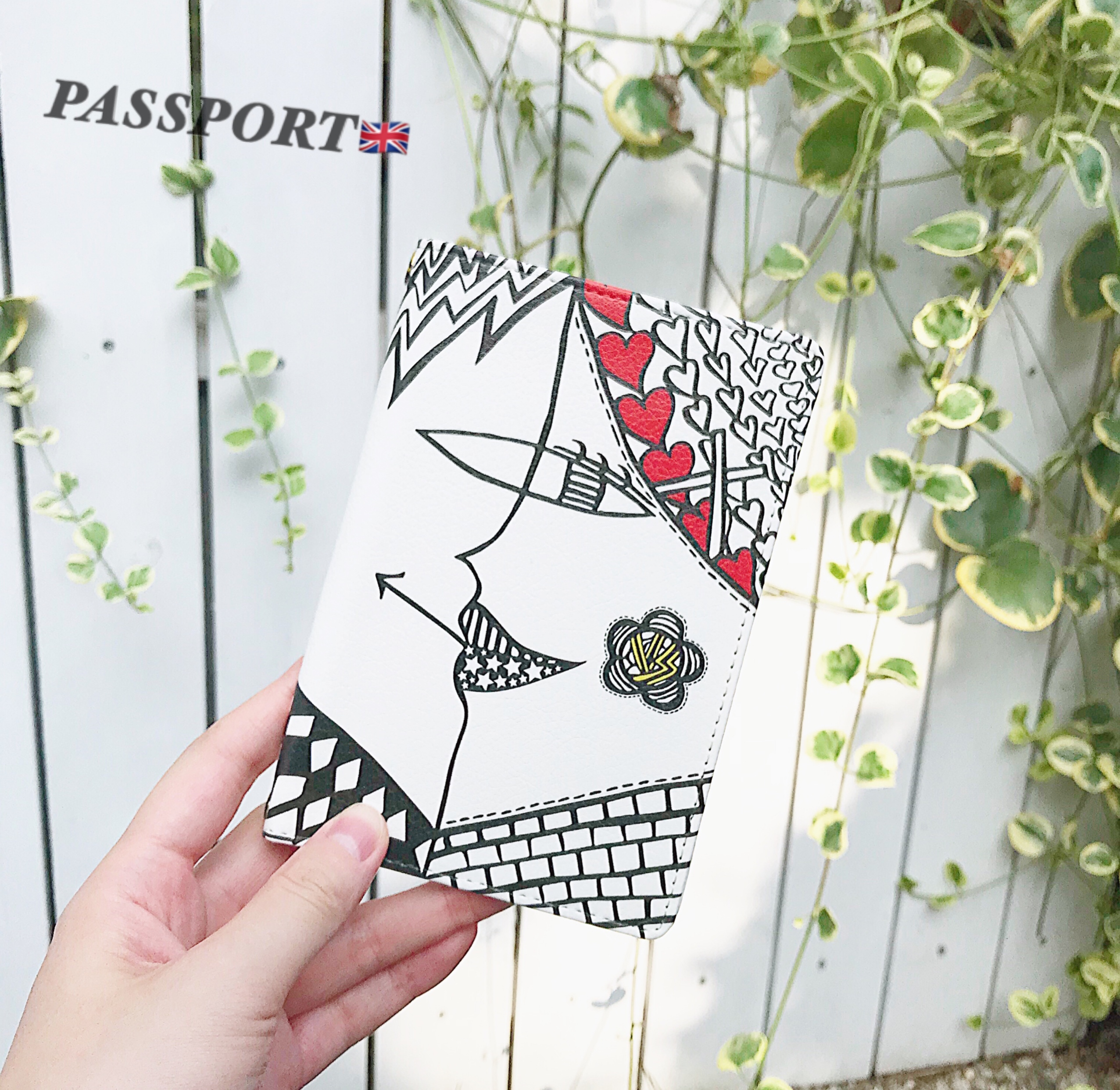 ZA case PASSPORT【001】