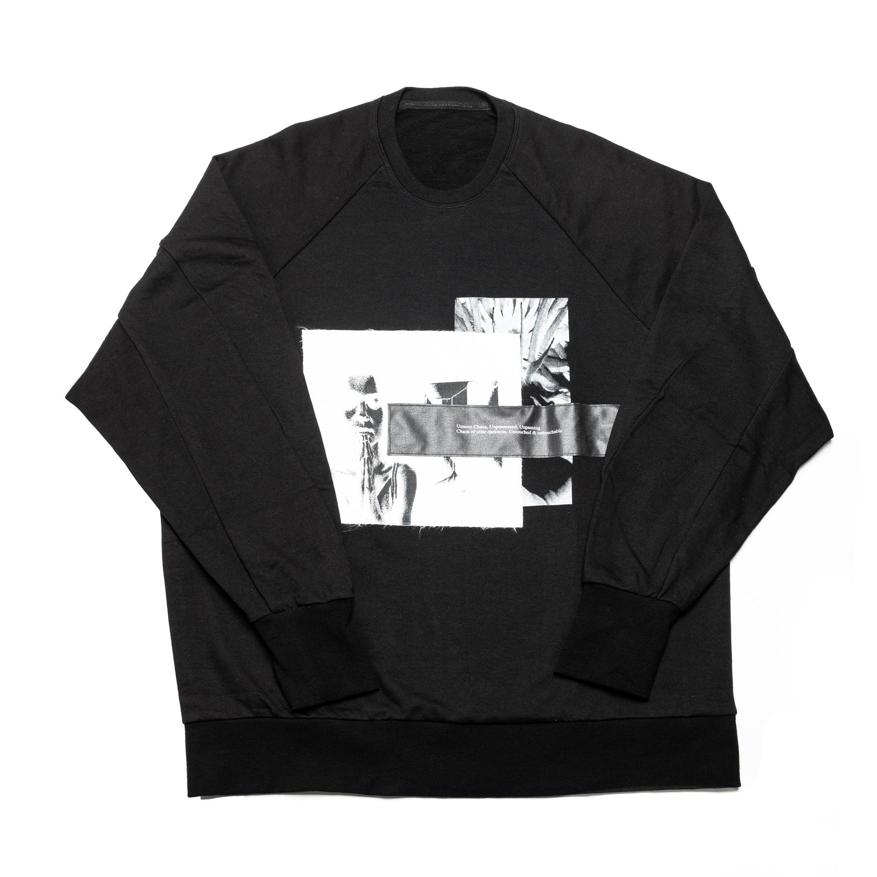 637CPM40-BLACK / FSOL スウェットシャツ