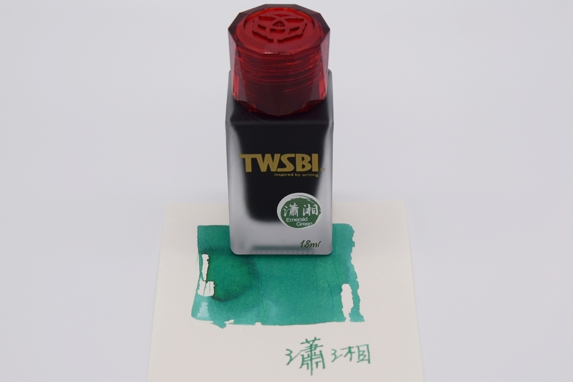 TWSBI 1791 INK EMERALD GREEN 1791インク エメラルドグリーン