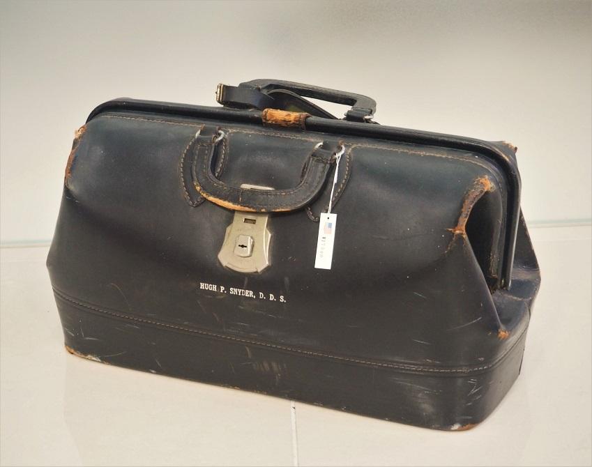 品番0043 ドクターバッグ / Doctor Bag 011