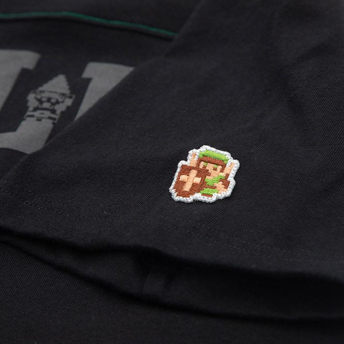 ゼルダの伝説  KOGフットボールTシャツ(ハイラル) / EDITMODE