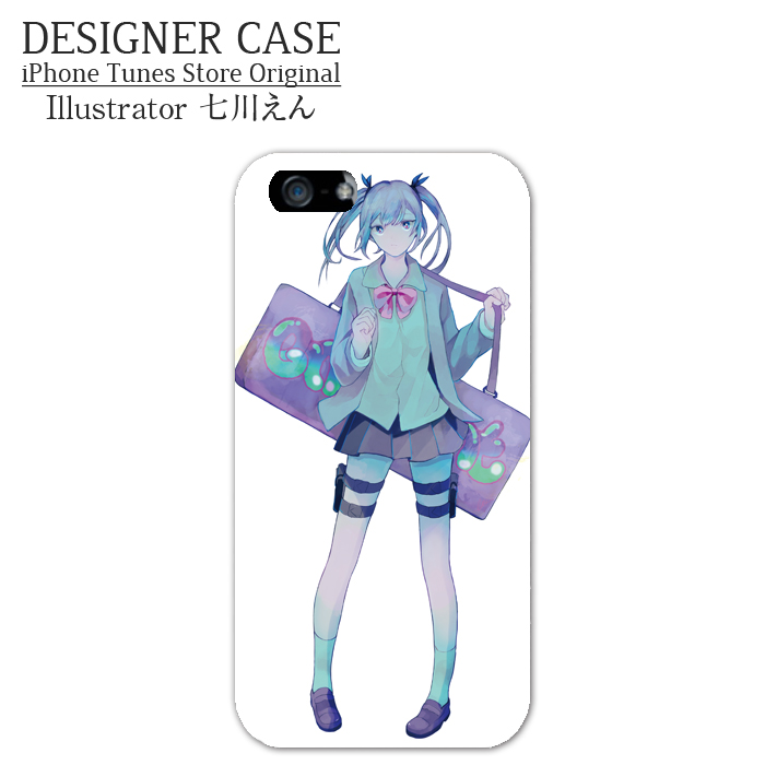 iPhone6 Plus Hard Case[killing candy] Illustrator:Enn Nanakawa