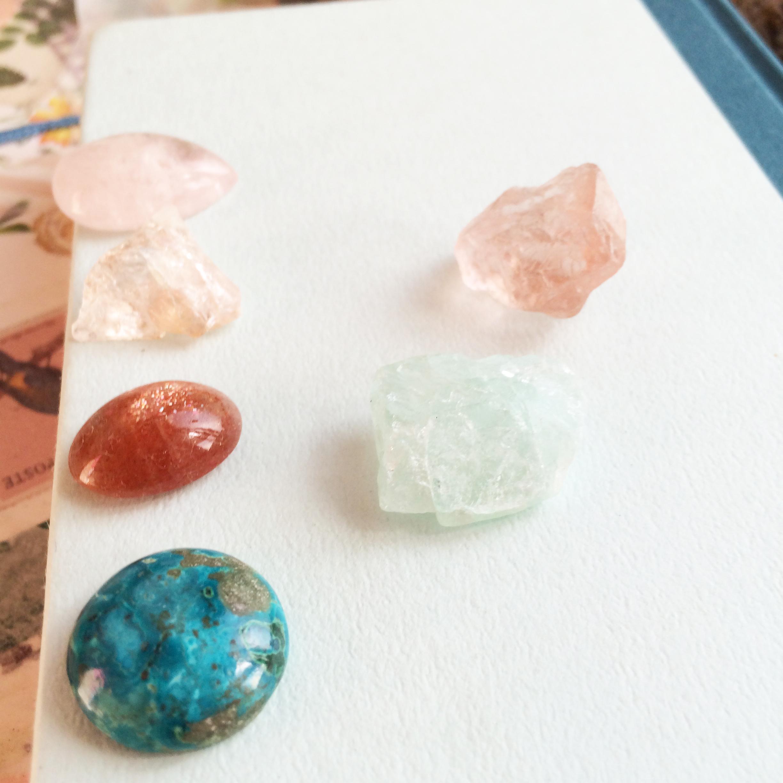 chrysocolla-地球 gemstone