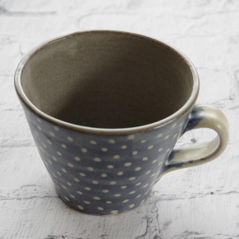 やちむん【南陶窯】広口マグカップ