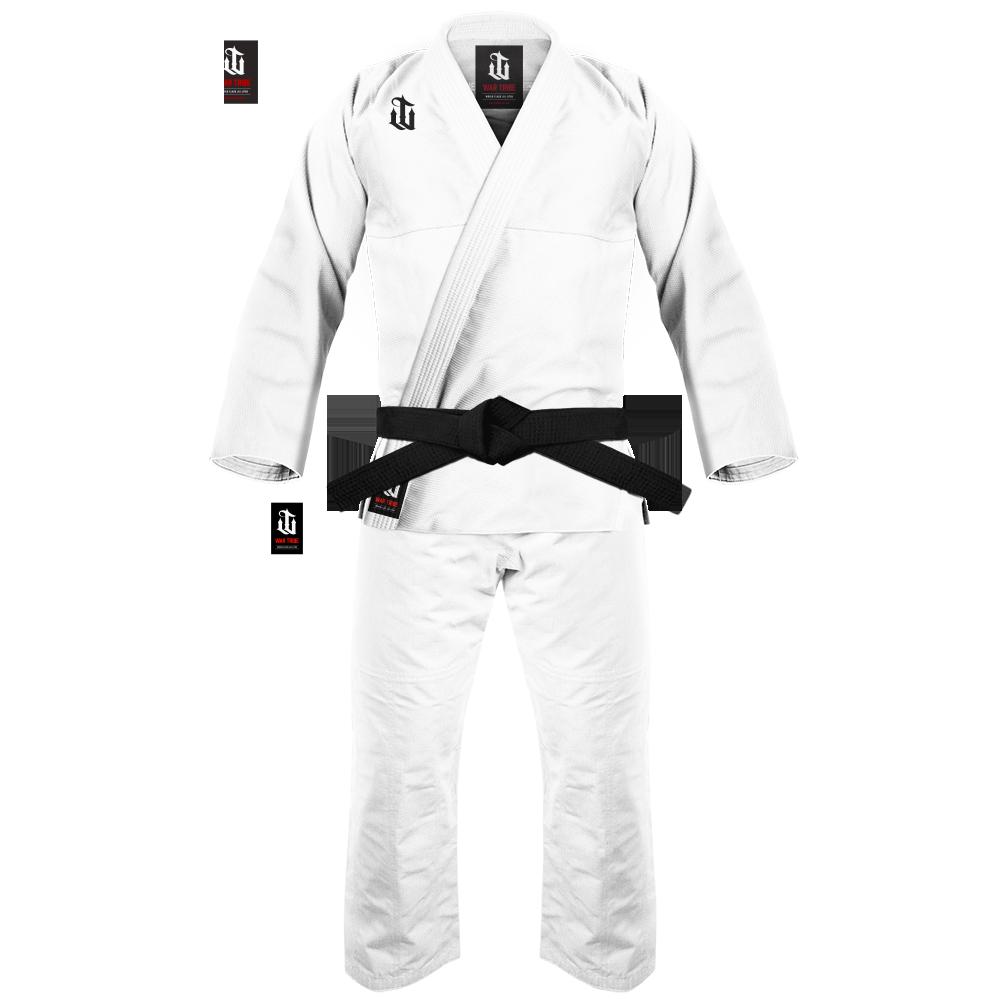 WAR TRIBE ALPHA 柔術衣 ホワイト