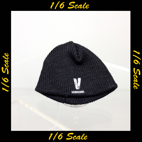 【02099】 1/6 Very Cool ニット帽