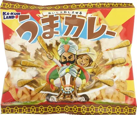 うまカレー(名古屋限定品)