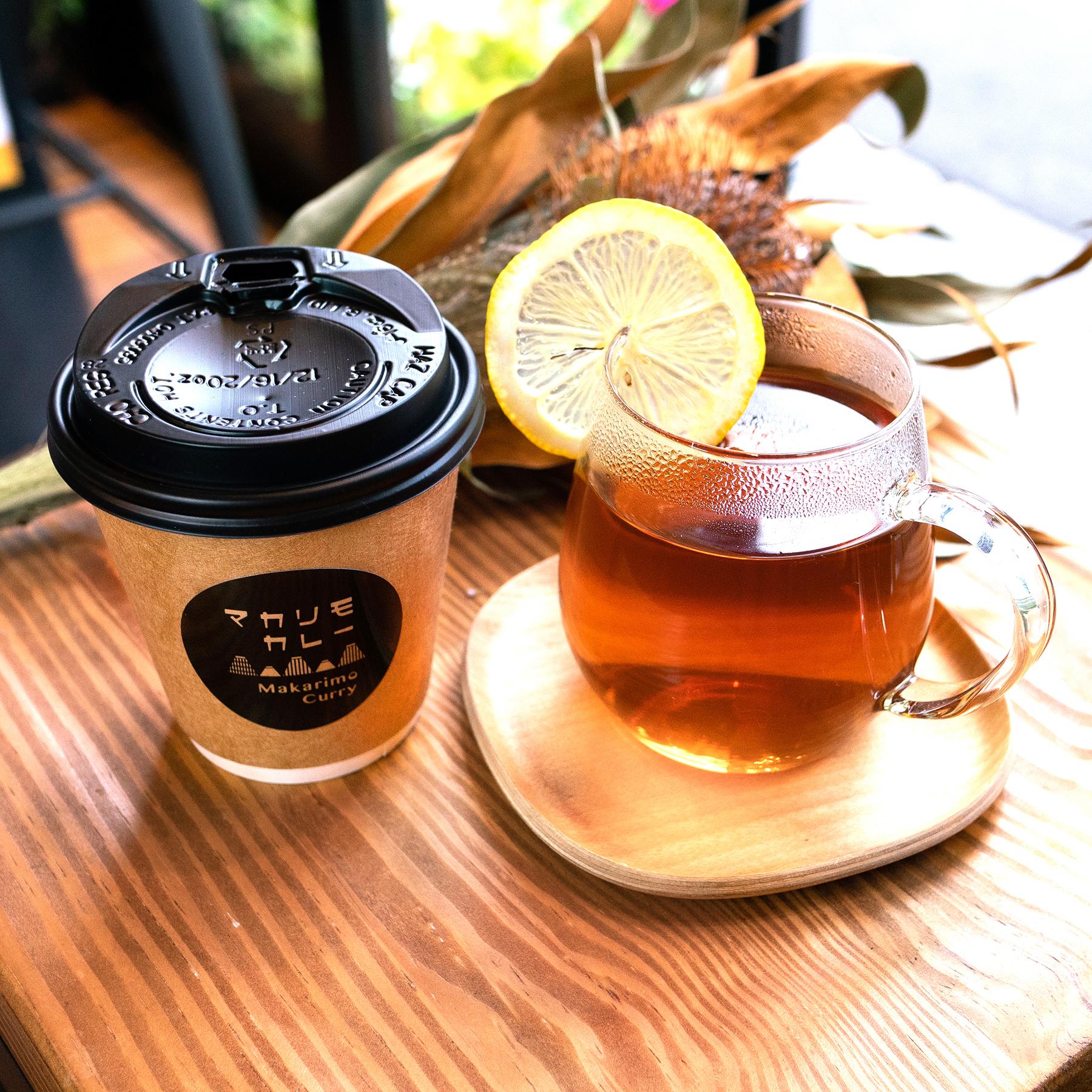 [ サイドメニュー ] レモン冬瓜茶 / Winter melon lemon tea / 檸檬冬瓜茶