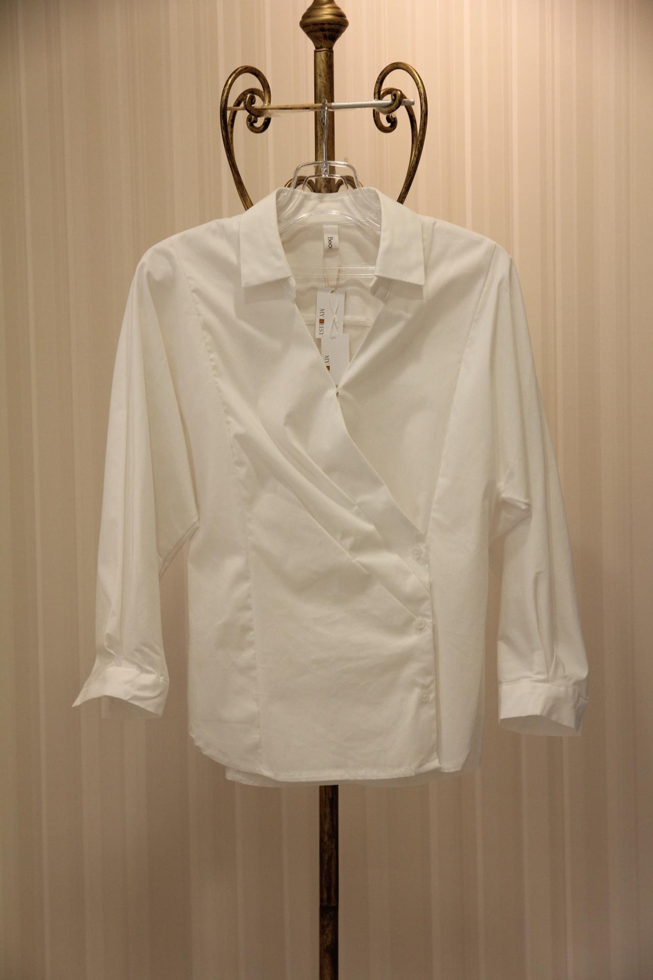 ホワイトシャツ 1-9