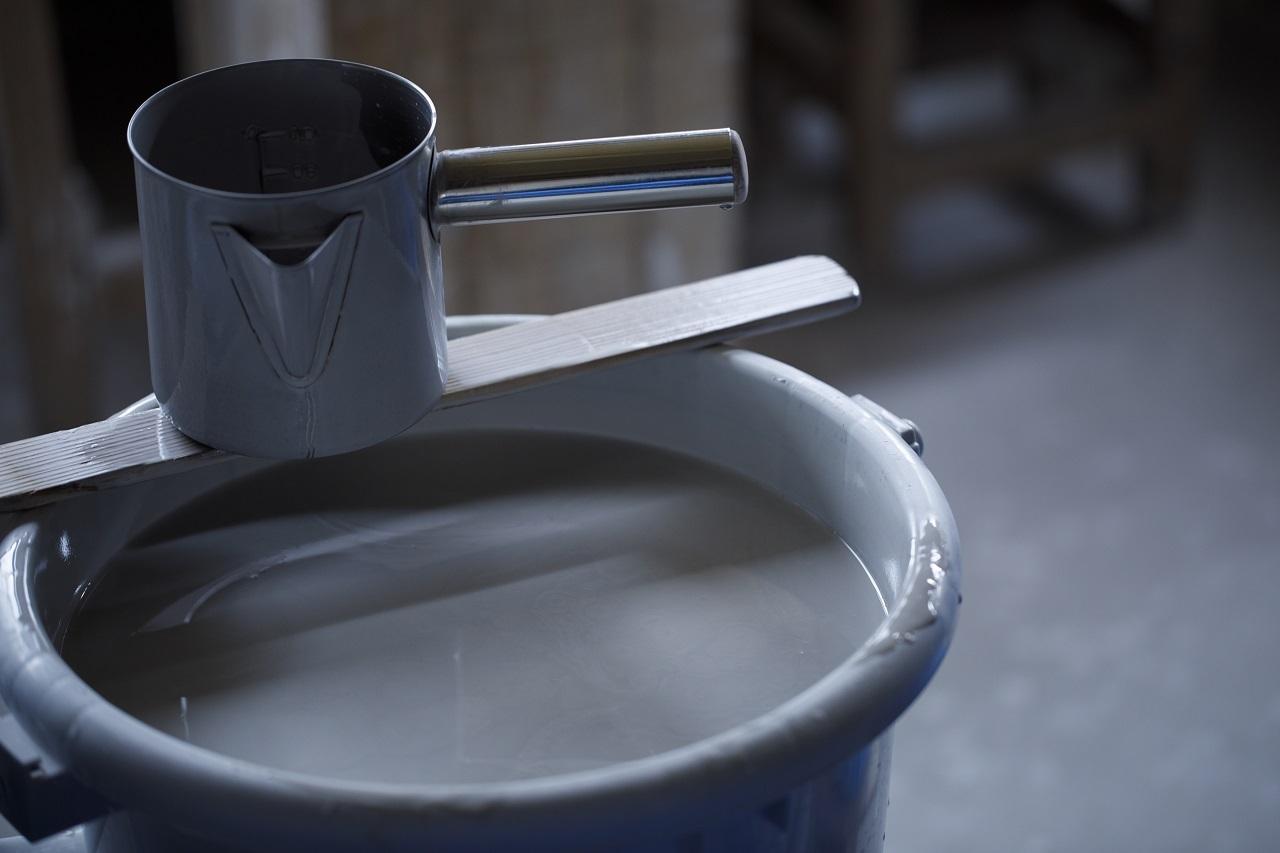 Une / Tea bowl