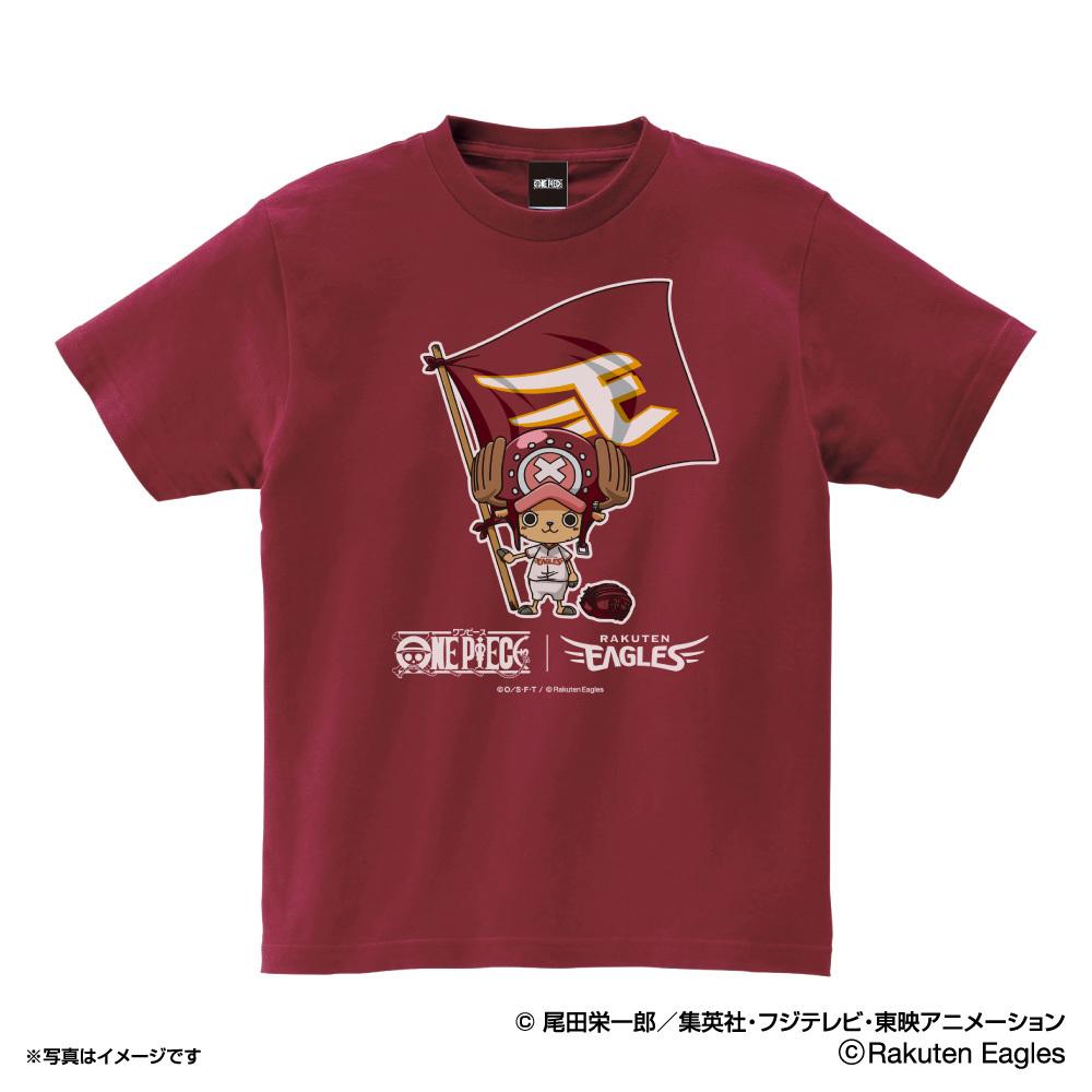 ワンピース×楽天イーグルス Tシャツ (子供用)