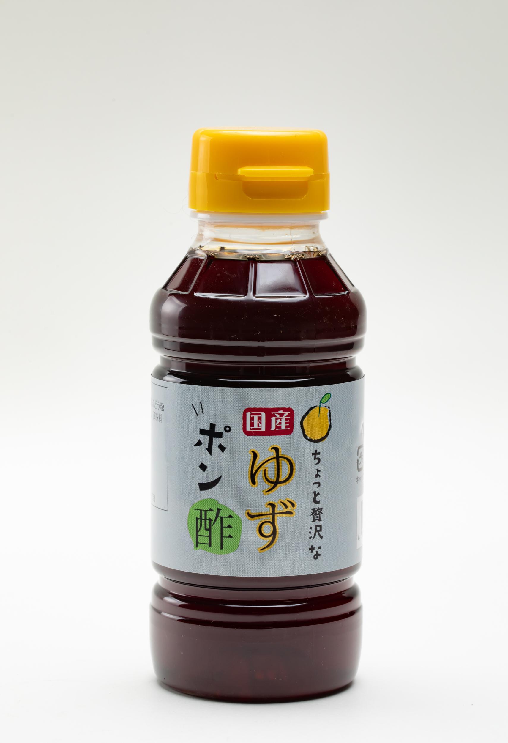 ちょっと贅沢な国産ゆずポン酢210ml