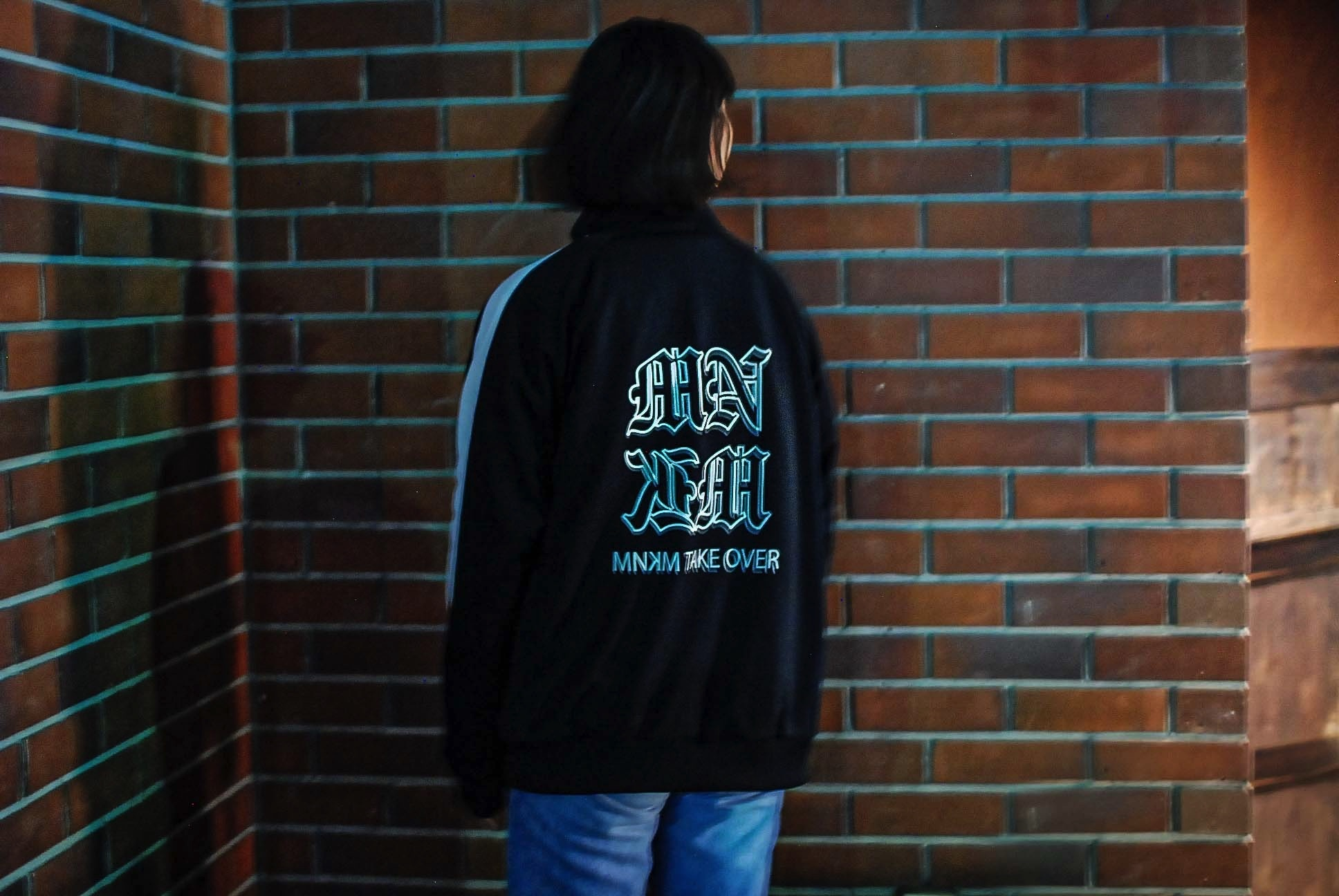 【UNISEX】 MNKM Takeover Timely jersey
