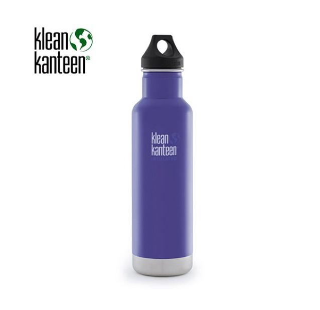 Klean Kanteen インスレート クラシックボトル 20oz