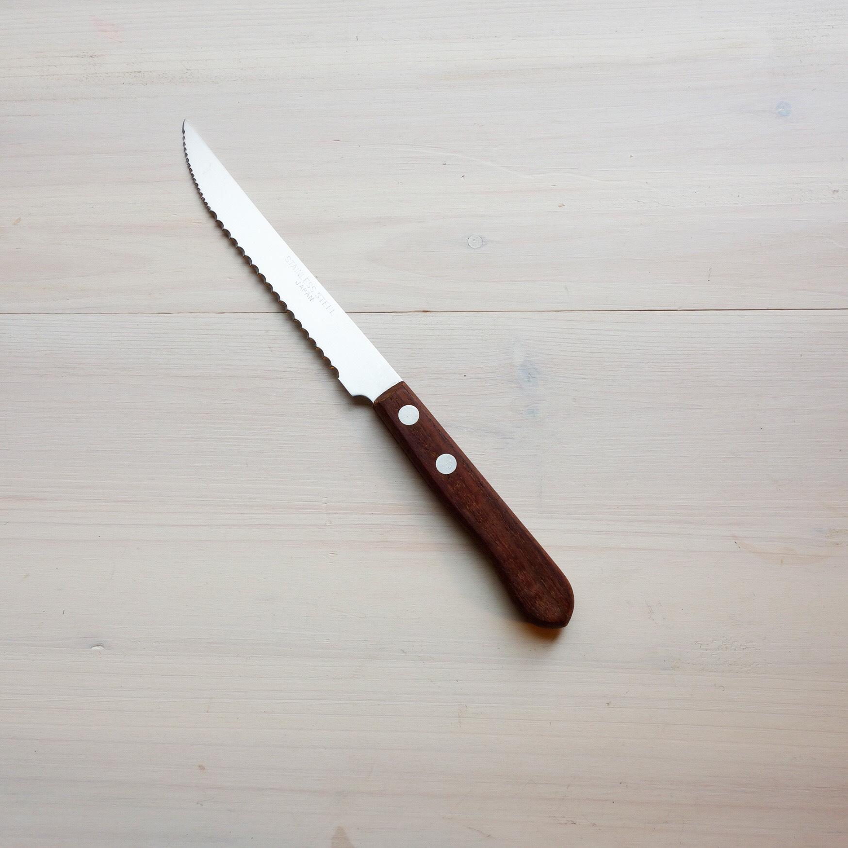北欧のミートナイフ