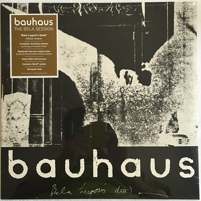 【12 inch・米盤】Bauhaus / THE BELA SESSION
