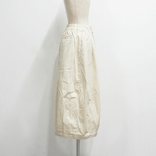 HARVESTY ハーベスティ チノサーカススカート 正規取扱店 レディース サーカススカート スカート ロング コクーン ゆったり 通販 (品番a21906)