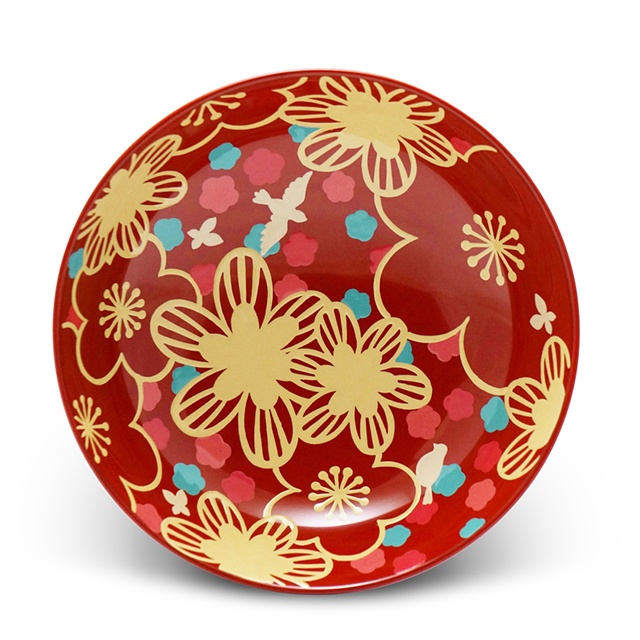 手塩皿 いのちのワルツ 作品1(48)