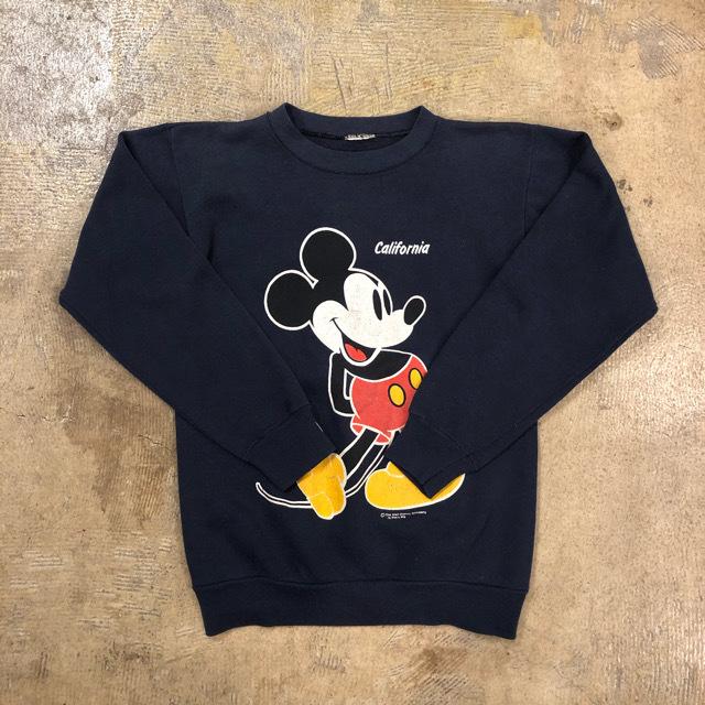 Mickey Mouse California Sweat ¥6,200+tax