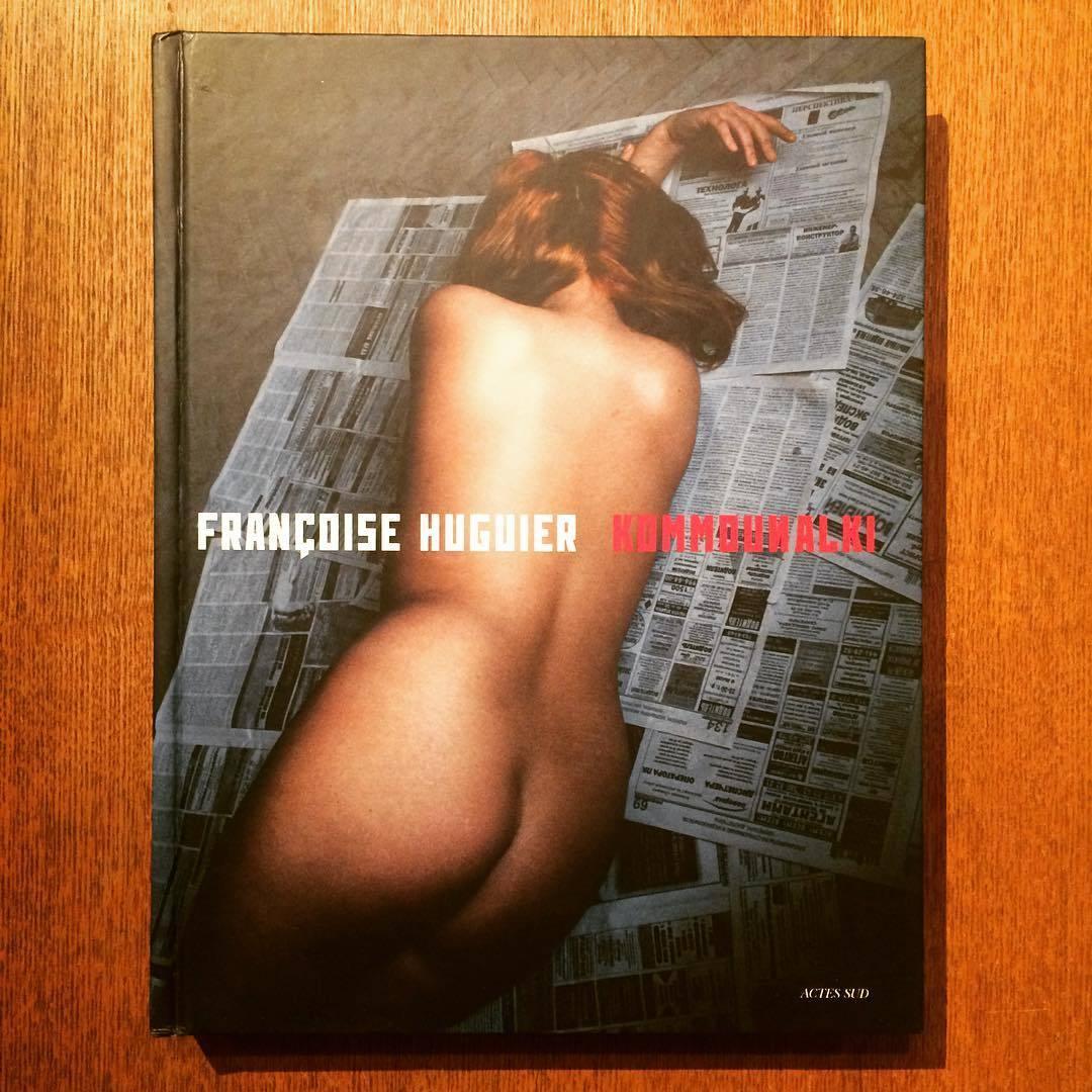 フランソワーズ・ユギエー写真集「Kommounalki/Françoise Huguier」 - 画像1