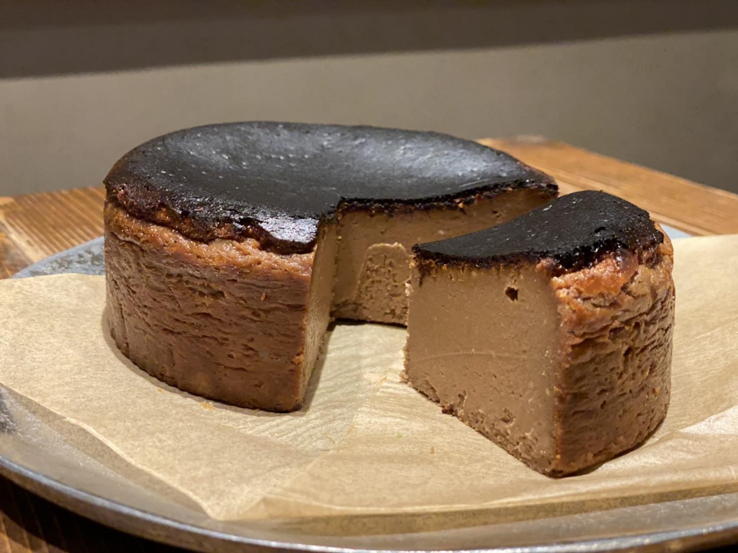 Mini basque(Chocolat)『ミニバスク(チョコレート)』