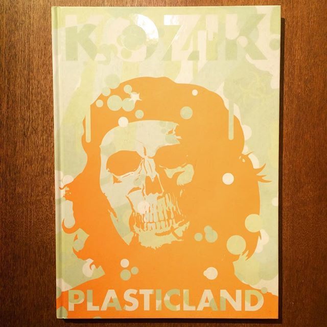 フランク・コジック作品集「Plasticland/Frank Kozik」 - 画像1