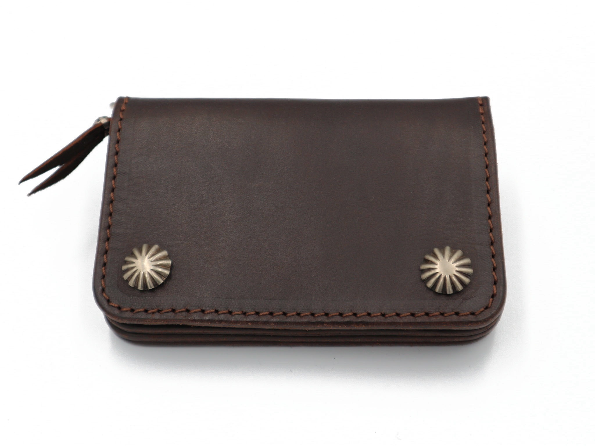 6inch SHELL CONCHO WALLET