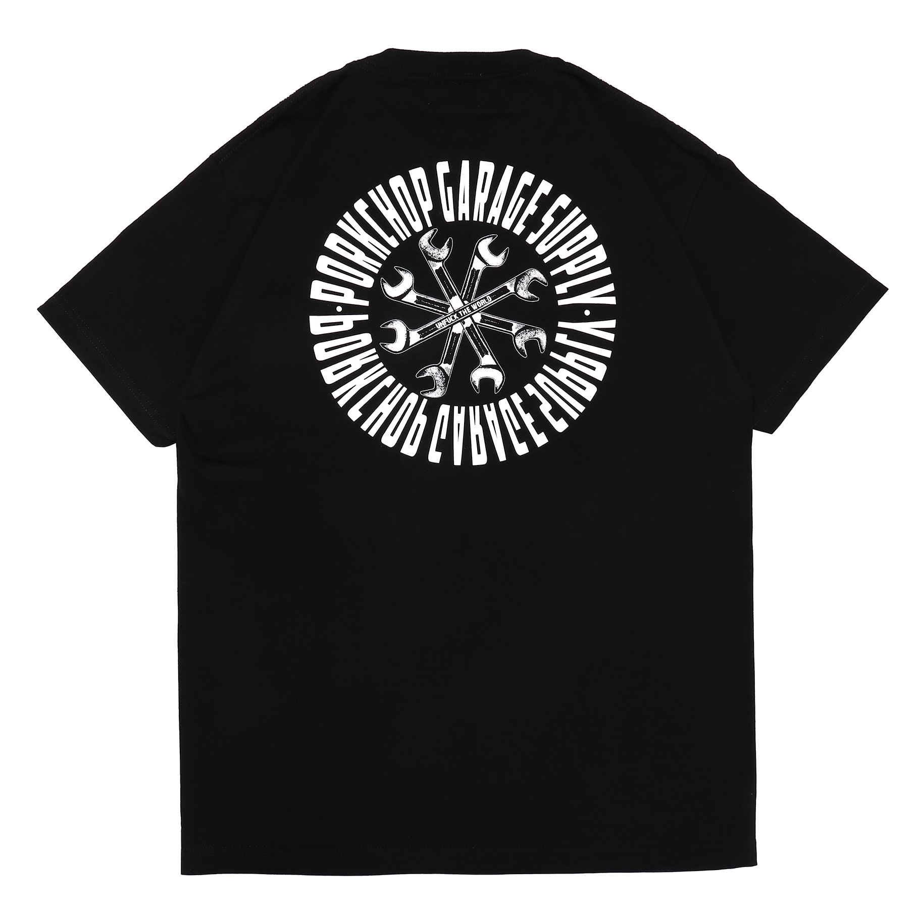 Wrench TEE/BLACK