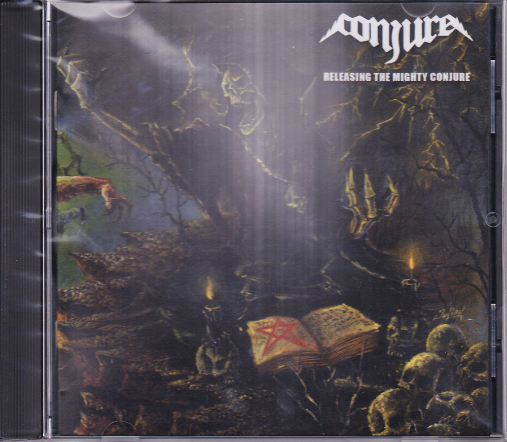CONJURE 『Releasing the Mighty Conjure』