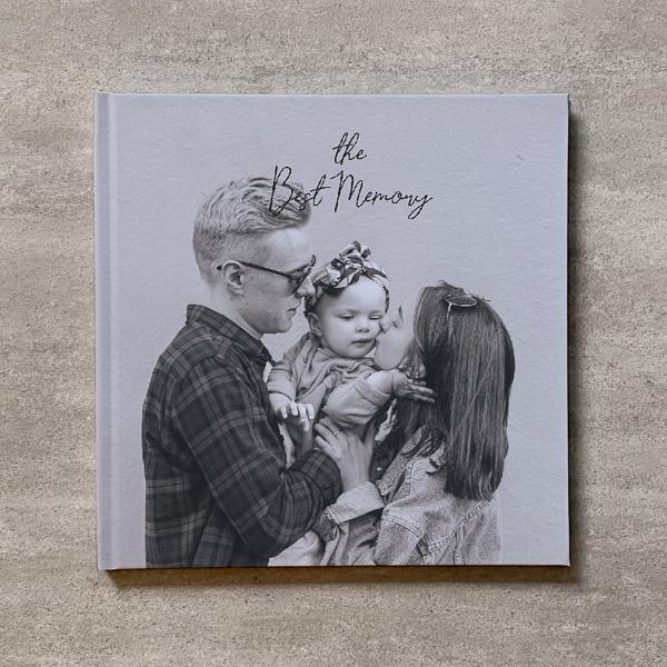 Monochrome-FAMILY_A4スクエア_8ページ/12カット_フォトブック