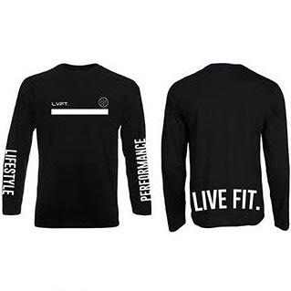 LIVE FIT Underline Long Sleeve