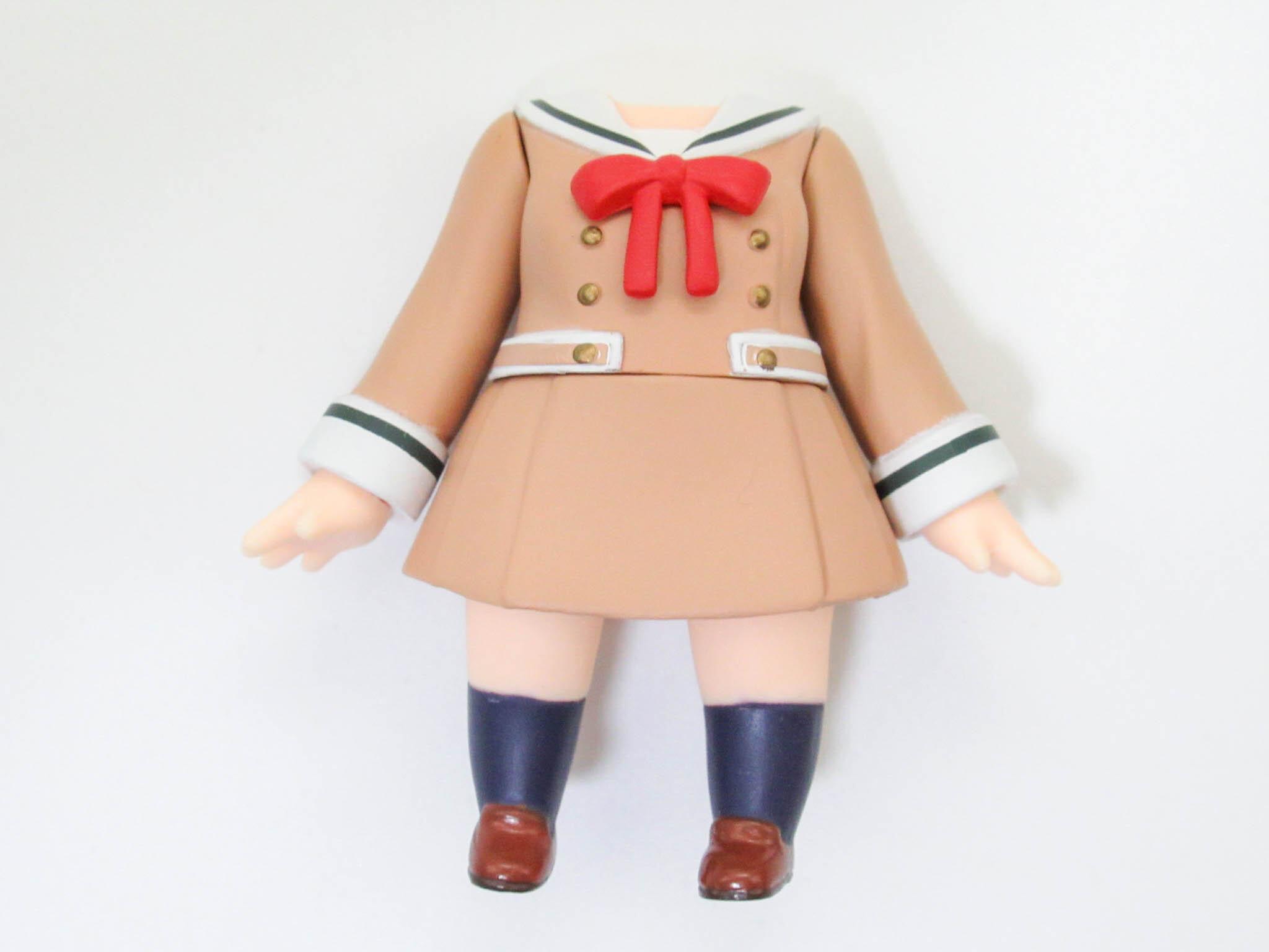 【SALE】【773】 花園たえ 体パーツ 制服 ねんどろいど