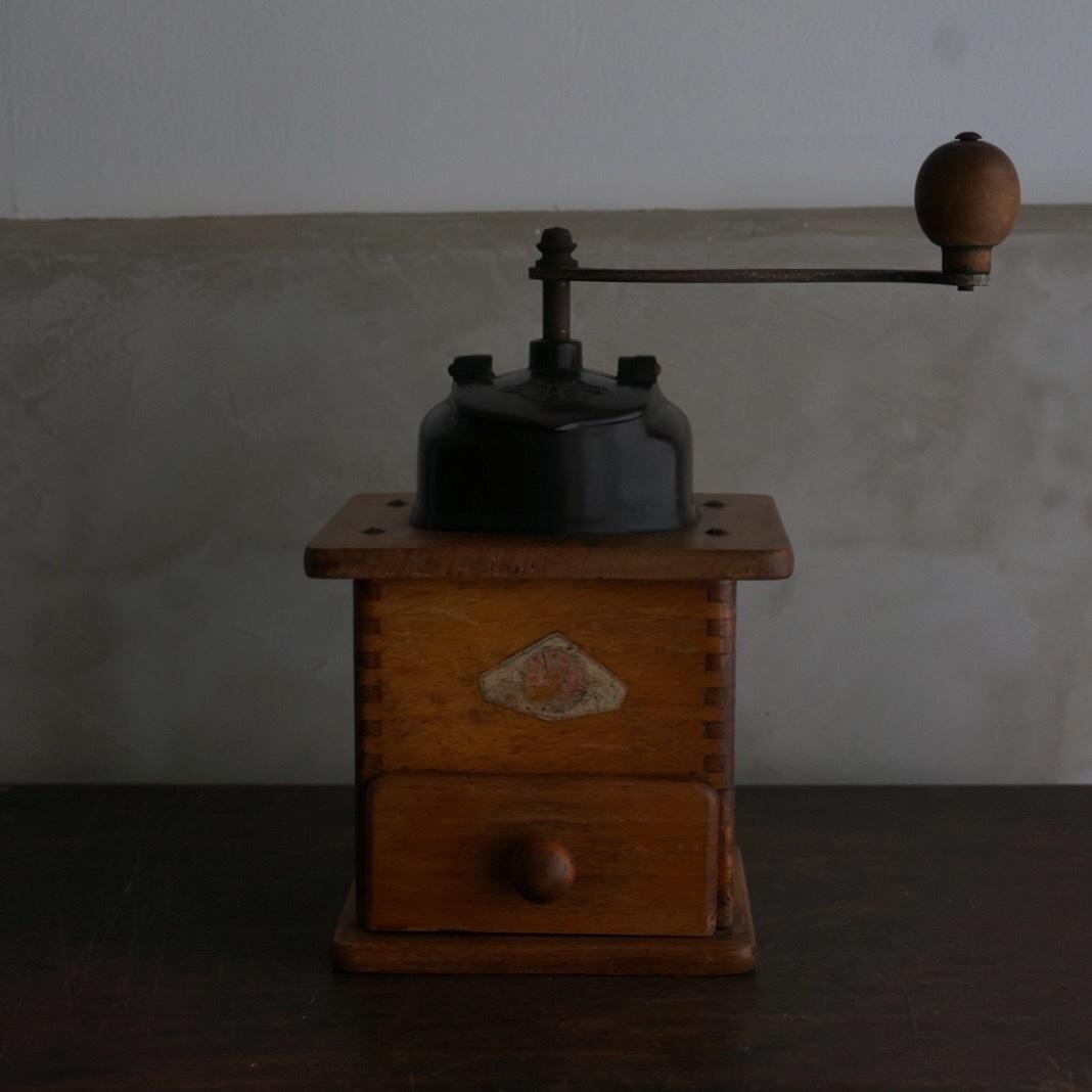 古いドイツのミル