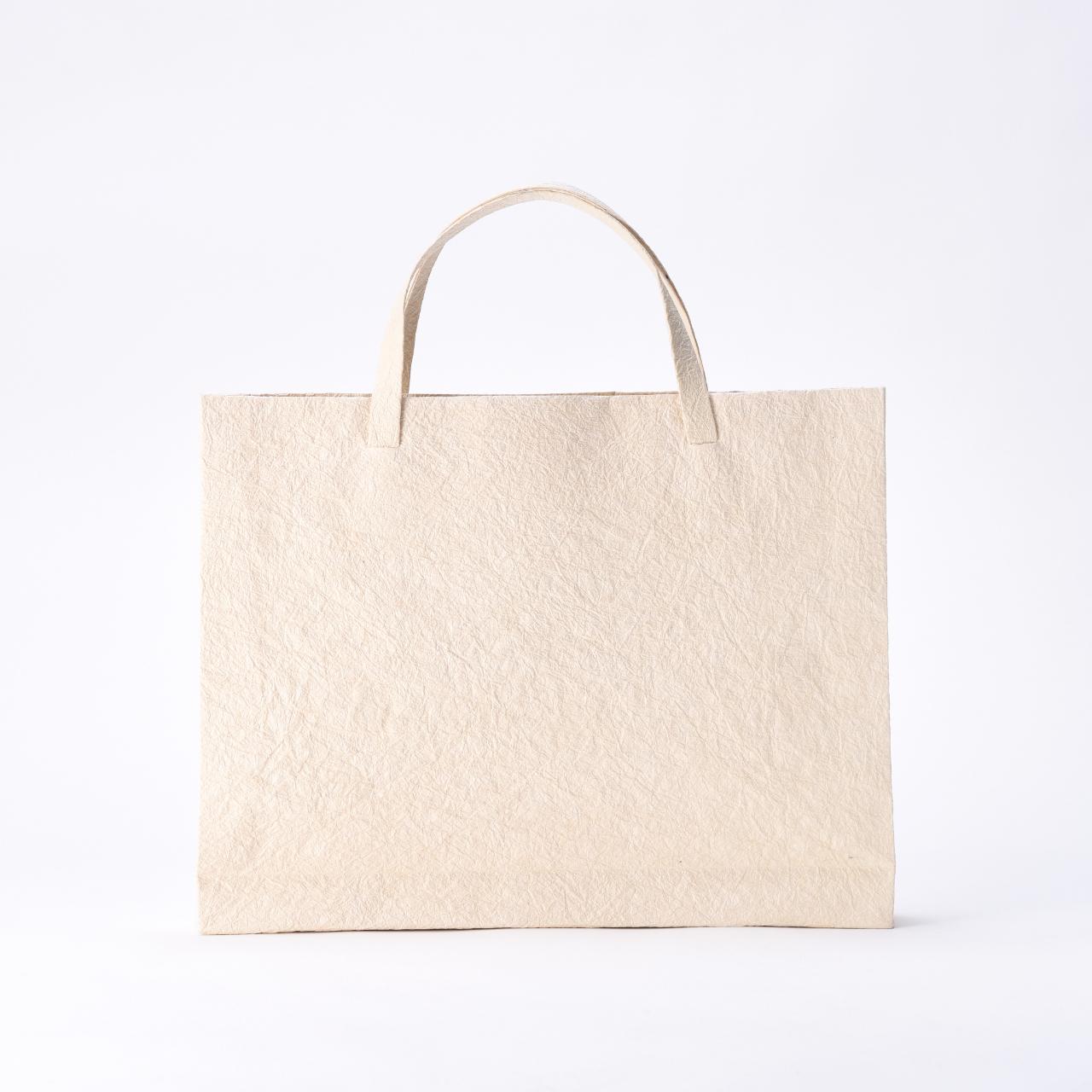 手提げ鞄(白)