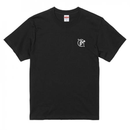 【受注生産】Izu SURF Tee (Black)